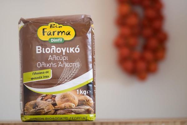 Καλωσορίζουμε τα Βιολογικά προϊόντα της Dimfil Α.Ε