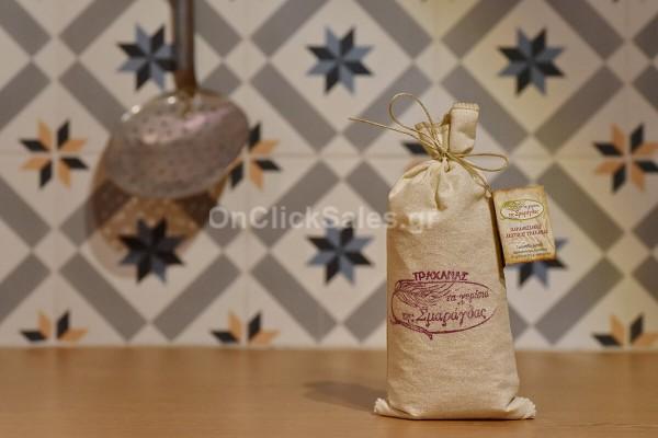Ζυμαρικά Τραχανάς Χιώτικος Παραδοσιακός Τα Χερίσια Της Σμαράγδας 500γρ