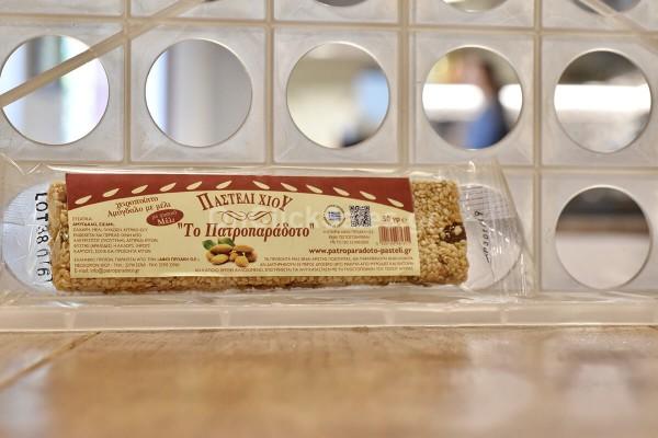 Παστέλι Αμύγδαλο με Μέλι Το Πατροπαράδοτο 50γρ