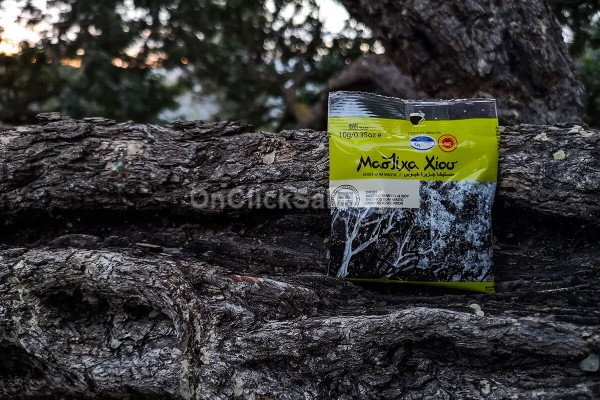 Μαστίχα Χίου Μικρό Δάκρυ - Πλαστικό Φακελάκι Mastiha Shop 10γρ