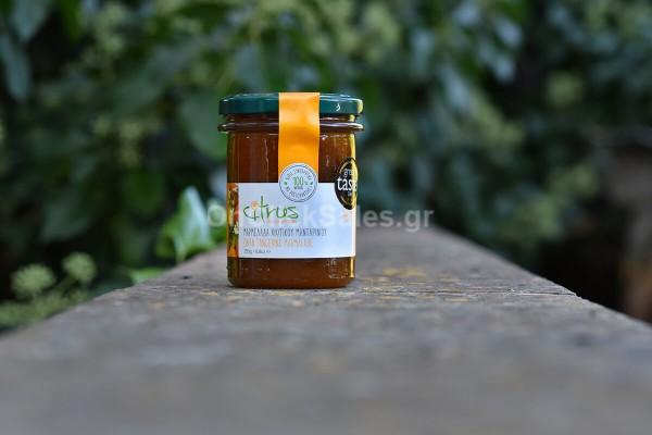 Μαρμελάδα Χιώτικου Μανταρινιού Citrus 250γρ