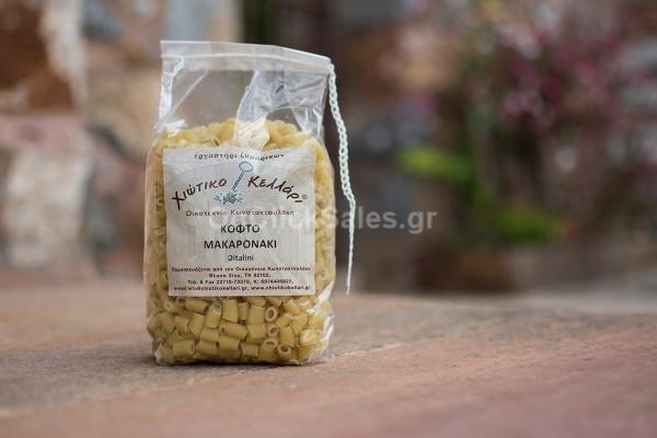 Ζυμαρικά Κοφτό Μακαρονάκι Χιώτικο Κελλάρι 500γρ