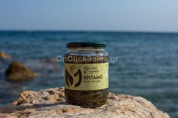 Βιολογικός Κρίταμος Myrovolos Organics 250γρ