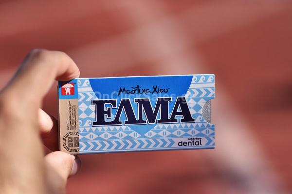 Τσίχλα ΕΛΜΑ Dental Mastiha Shop