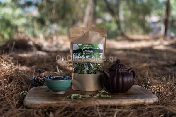 Βότανα Βιολογική Λουίζα Myrovolos Organics 25γρ
