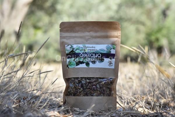 Βότανα Βιολογικό Δίκταμο Myrovolos Organics 25γρ