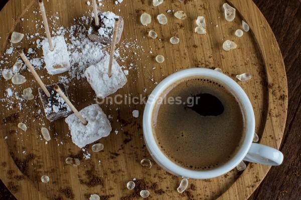 Ελληνικός Καφές με Φυσική μαστίχα Χίου Άνεμος 100γρ