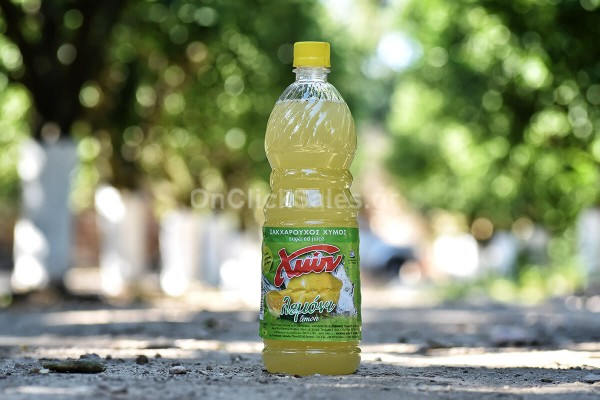 Χυμός Λεμονάδα Συμπυκνωμένη Χιών  1000ml