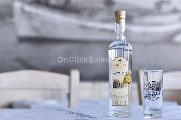Ούζο Χίου Αντρίκειο Κακίτση 500ml
