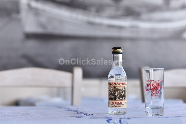 Ούζο Χίου Παραδοσιακό Απαλαρίνα 200ml