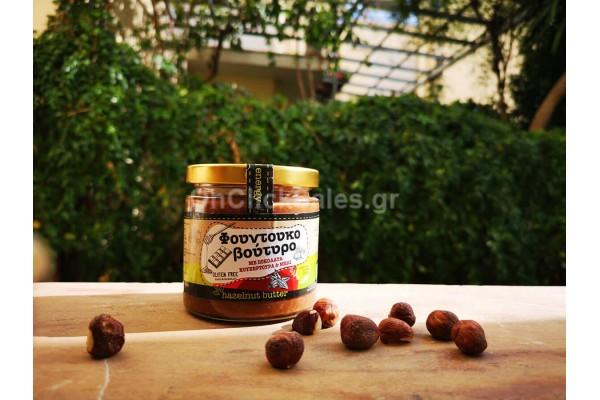 Αλλείματα Φουντουκοβούτυρο με Σοκολάτα Κουβερτούρα και Μέλι Ξενιά 200γρ