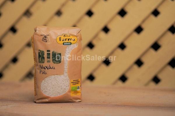 Biofarma Ρύζι Νυχάκι Βio 500gr