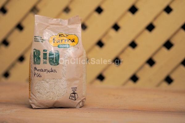 Biofarma Ρύζι Basmati Bio 500gr
