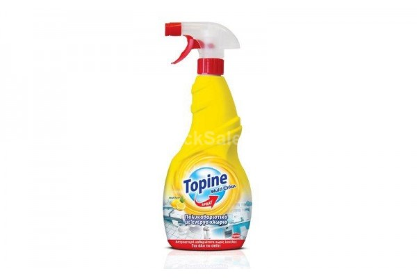 Topine Multichlor Λεμόνι 750ml