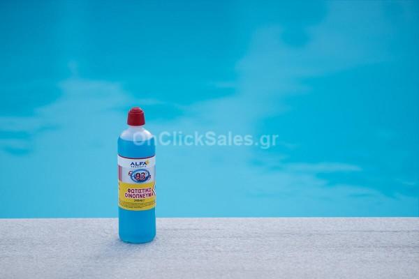 Αλκοολούχος Λοσιόν 70 Βαθμών Alfa Leone 240ml