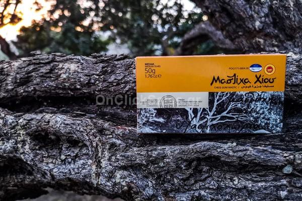 Μαστίχα Χίου Μεσαίο Δάκρυ Mastiha Shop 50γρ