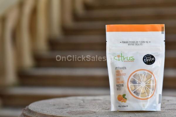 Αμυγδαλωτό με Χιώτικο Μανταρίνι Citrus 100γρ