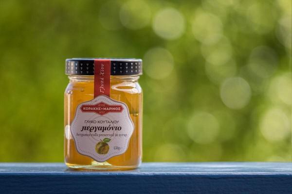 Γλυκό του Κουταλιού Περγαμόντο Κοράκης- Μαρίνος 450γρ