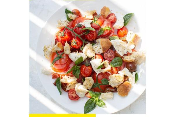 "Light… ""Summerlicious"" Greek Salad"
